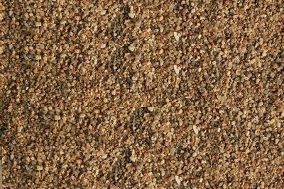 Песок крупнозернистый