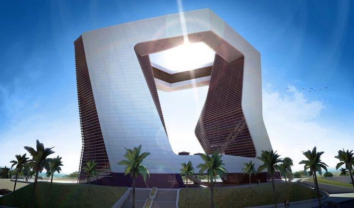 башня GSI Tower
