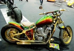 покраска мотоцикла