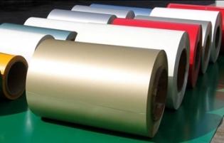 листовой прокат с полимерным покрытием