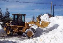 Уборка и вывоза снега